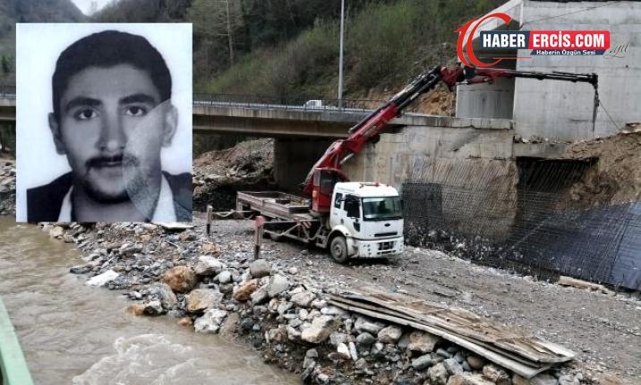 HES kapaklarının açılması ile akıntıya kapılan Vanlı işçi hayatını kaybetti