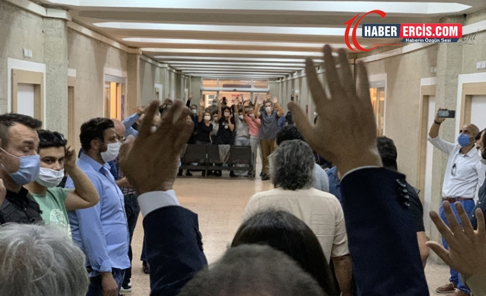 İlerici Enternasyonal Kobanê Davası için dayanışma bildirisi yayınladı