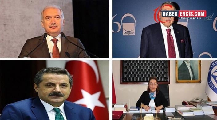 İşte devlet 'arpalıklarından' nemalanan AKP siyasi ve bürokratlarının listesi