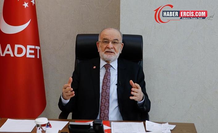 Karamollaoğlu: Anayasa Mahkemesi, hiç kimsenin kendi inisiyatifine göre karar vermez