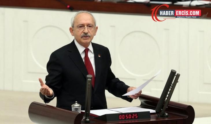 Kılıçdaroğlu: Bir zorbanın talebi TBMM'nin iradesine gölge düşürdü
