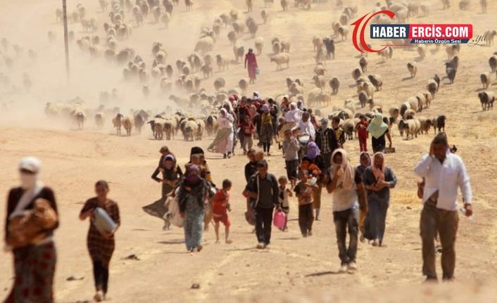 Kürt Dostluk Grubu'ndan Irak'a mektup: Şengal'in özerkliği korunsun