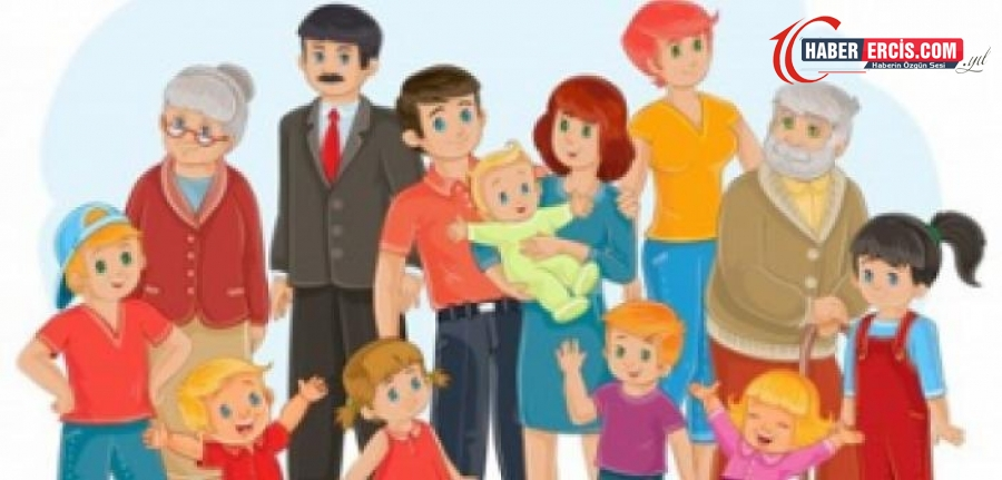 Kürtçe Aile ne demek? Kürtçe Aile bireylerinin anlamları nedir? Aile bireylerin kürtçe isimleri