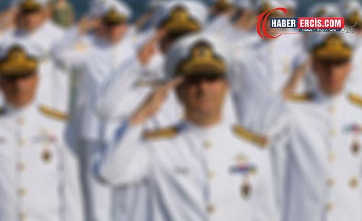 Montrö bildirisine dair emniyette ifade veren 14 emekli amiral adliyeye sevk edildi