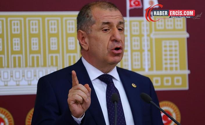 HDP'li Garo Paylan'ı tehdit eden Ümit Özdağ'a tepki