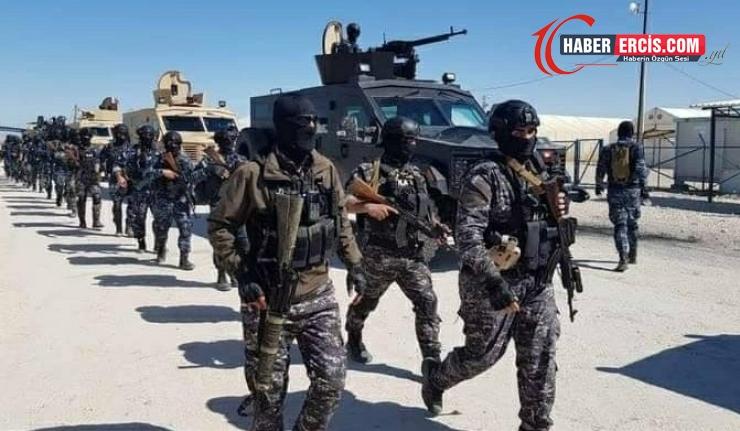 Qamişlo'da güvenlik güçleri mahallede kontrolü sağladı