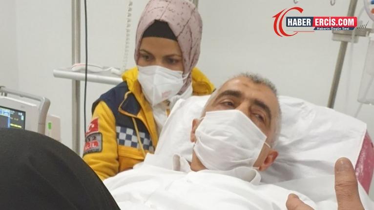 Salih Gergerlioğlu: Babamı hastaneden kaçırdılar