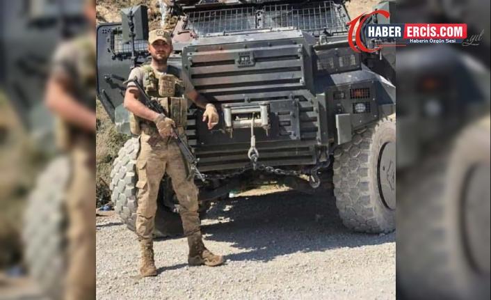 Siirt'te bir uzman çavuş hayatını kaybetti