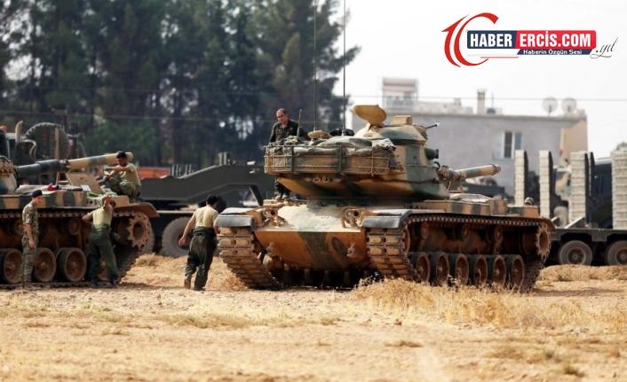SIPRI: Türkiye'nin askeri harcamaları keskin bir şekilde arttı