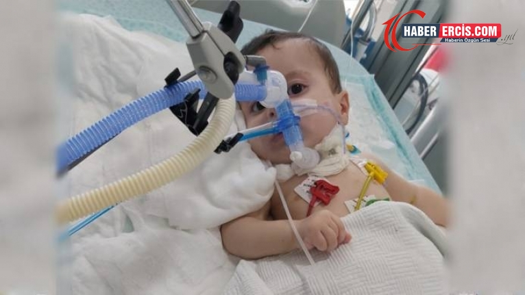 SMA Hastası Rüzgar bebek destek bekliyor