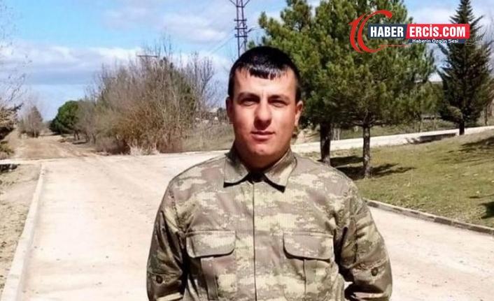 Şüpheli bir şekilde ölen Kürt askerin dosyası kapatıldı