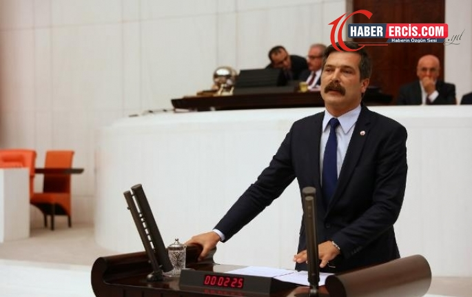 TİP Genel Başkanı Erkan Baş: Egemenlik halkın değil tek adamın