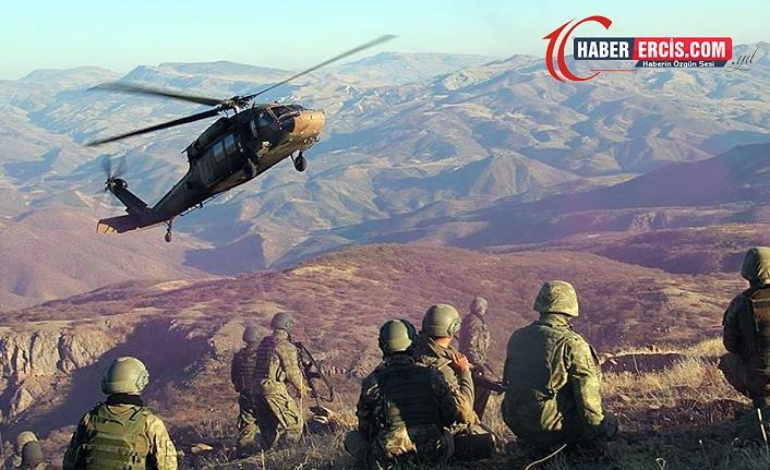 TSK operasyonunda yaşamını yitiren asker sayısı 3'e yükseldi