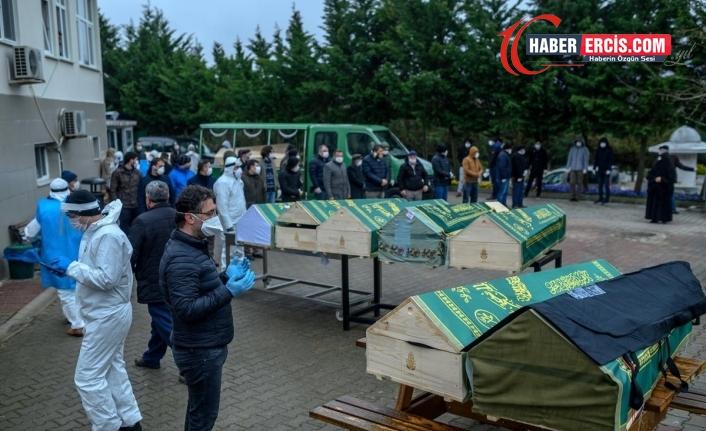 Türkiye'de Koronavirüsten 347 can kaybı daha
