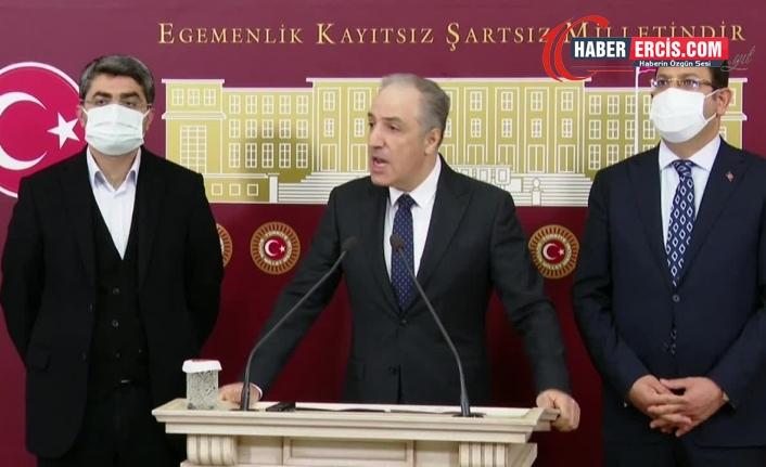 Yeneroğlu'dan Bahçeli'ye: Bu yarın TBMM'de kapatılsın der