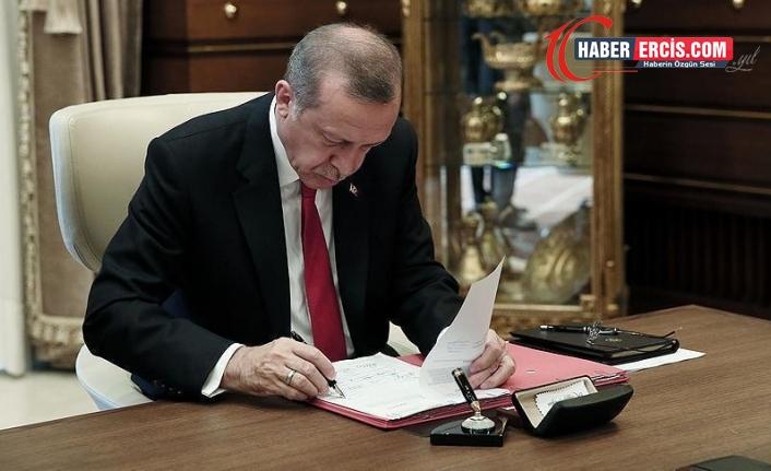 Yeni çıkarılan yönetmelikle Erdoğan tüm memurların disiplin amiri oldu