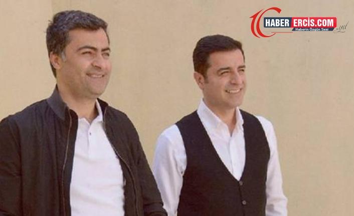 Zeydan: HDP'yi ve milyonlarca insanı demokratik siyasetin dışına itmek istiyorlar