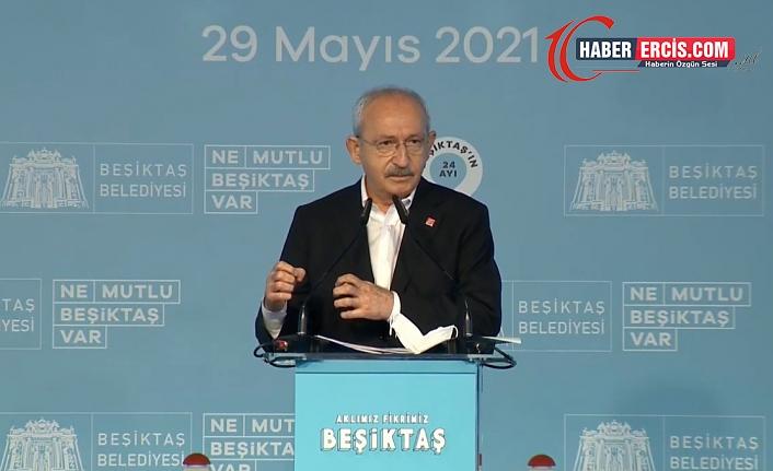 Kılıçdaroğlu'dan Erdoğan'a: Geçmişini bilmeyen, sağlıklı bir gelecek inşa edemez