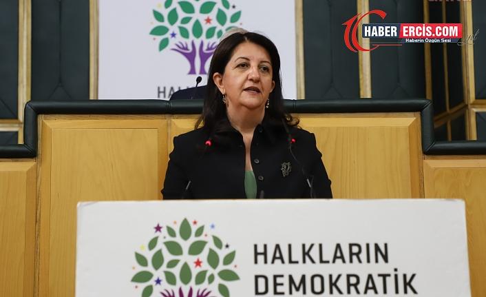 Buldan: Devlet-mafya-siyaset ilişkisi AKP-MHP iktidarında