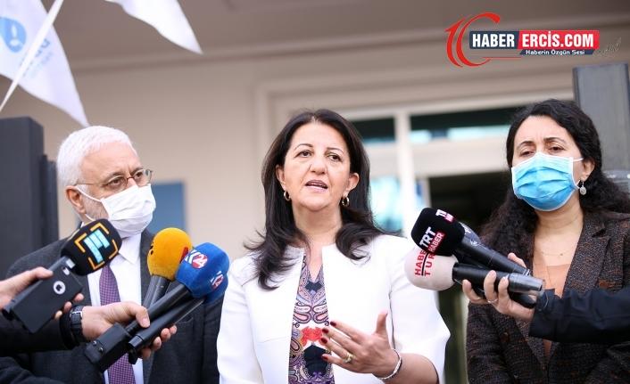Buldan: 'Katliamların talimatını Mehmet Ağar ve Tansu Çiller verdi'