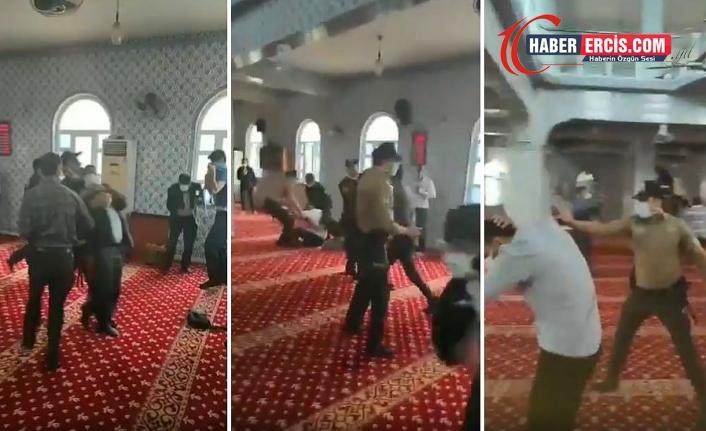 Cami baskınında gözaltına alınan 76 kişi serbest bırakıldı