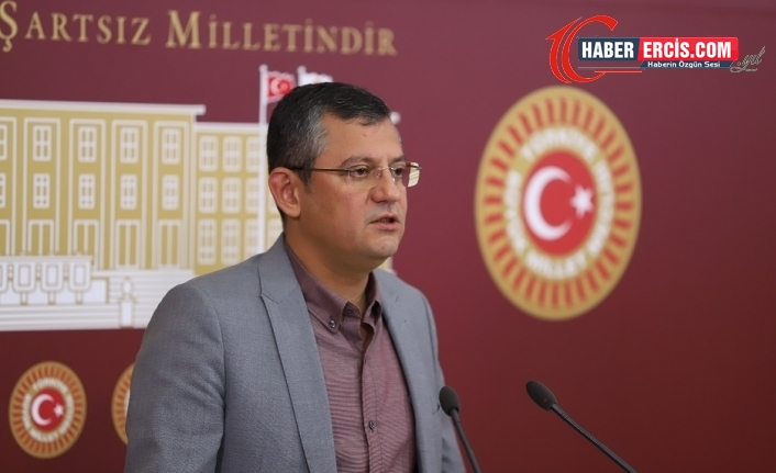 CHP'li Özel'den Binali Yıldırım'a yanıt