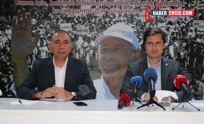 CHP'li Tekin: Devlet kurumlarının bu iddialardan habersiz olması mümkün değil