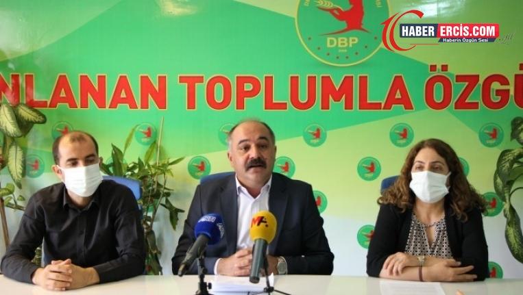 DTK ve DBP: Ülke karanlığa sürükleniyor, çözüm Öcalan'dır