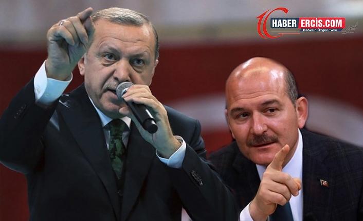 Erdoğan'ın sahip çıktığı Soylu: Emrindeyiz, emrinde olacağız