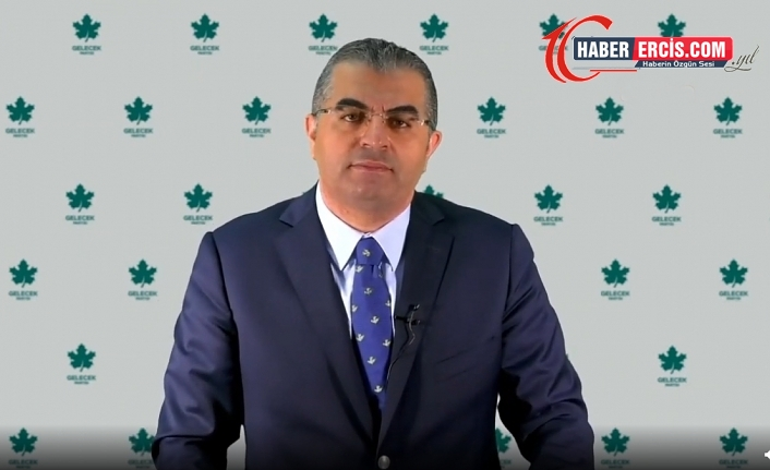 """Gelecek Partisi Sözcüsü Serkan Özcan: """"Hepsi iftira, Cevap hakkı istiyoruz"""""""