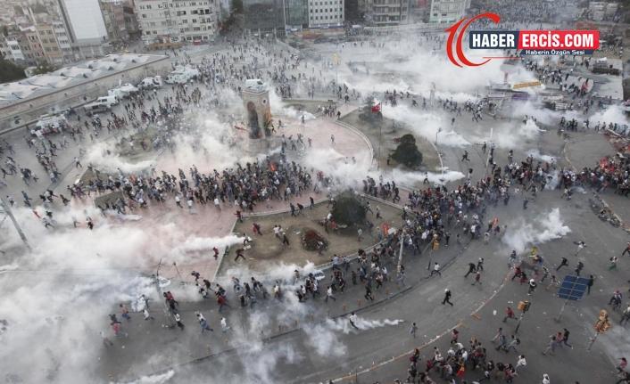 Gezi Parkı direnişi 8 yaşında
