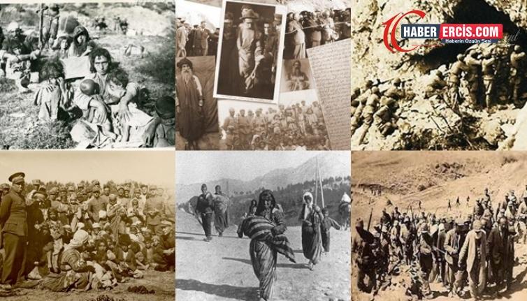 HDP'li Bülbül: Dersim'de yapılan katliam dünya insanlığına karşı işlenen bir suçtur