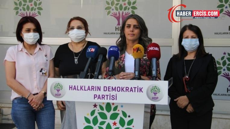 HDP Kadın Meclisi: Ülkenin kaynakları savaşa harcanıyor