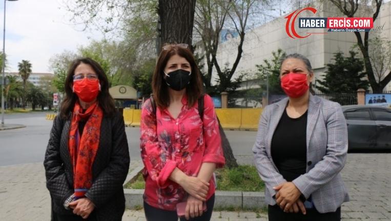 HDP'li vekiller Emniyet'in önüne geldi: Zulümle abat olunmaz