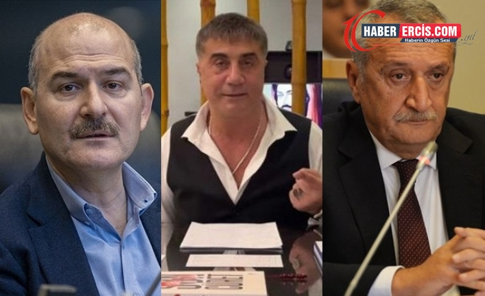 İzmir Barosu'ndan Peker, Soylu ve Ağar hakkında suç duyurusu