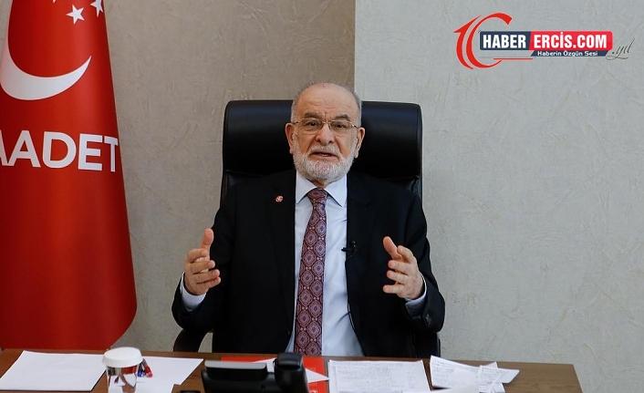 Karamollaoğlu'ndan 'AKP ile ittifak' açıklaması