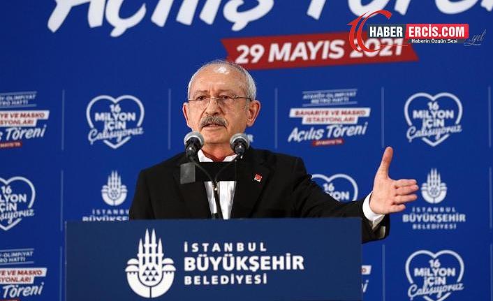 Kılıçdaroğlu'ndan erken seçim için referandum çağrısı