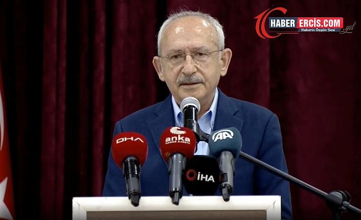 Kılıçdaroğlu'dan Erdoğan'a seçim çağrısı: Korkma getir sandığı