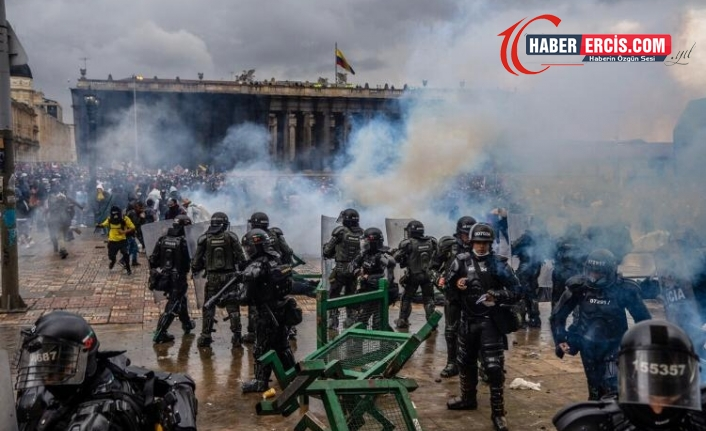 Kolombiya'da halk yoksulluk karşısında isyanda: 21 ölü, yüzlerce yaralı