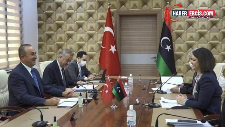 Libya'dan Türkiye'ye 'yabancı güçler çıksın' çağrısı
