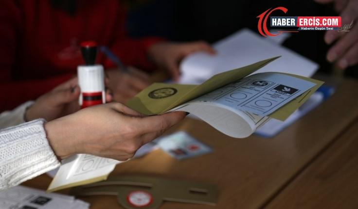 Metropoll'den yeni seçim anketi: AKP'nin oylarında büyük düşüş