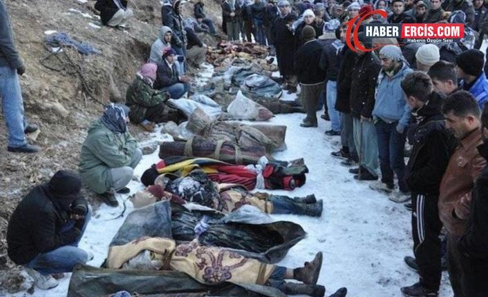 Roboski Katliamı 113'üncü ayında: Tuğlalar çekilmeli