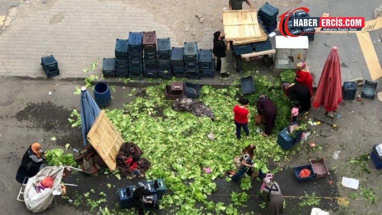 Semt pazarları kalktı Türkiye'nin yoksulluk fotoğrafı ortaya çıktı