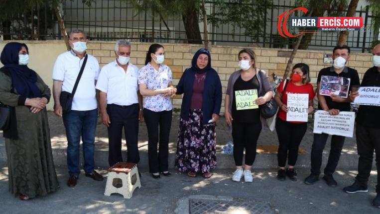 Suruç ailelerinden Şenyaşar ailesine ziyaret