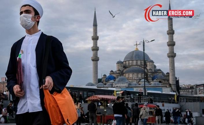 Türkiye'de Koronavirüsten can kaybı 41 bin 191'e yükseldi