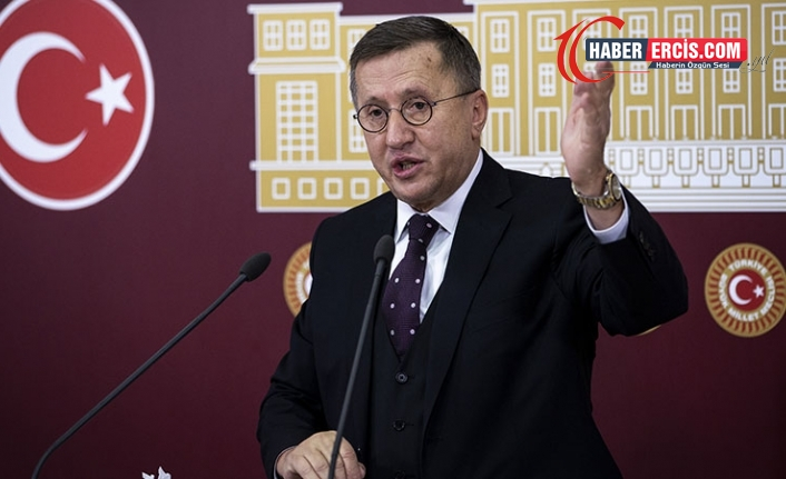Türkkan: Bu ucube sistemin her türlü anayasa teklifine karşıyız