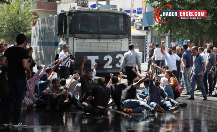 Van'da Bin 623 gününe giren yasak uzatıldı