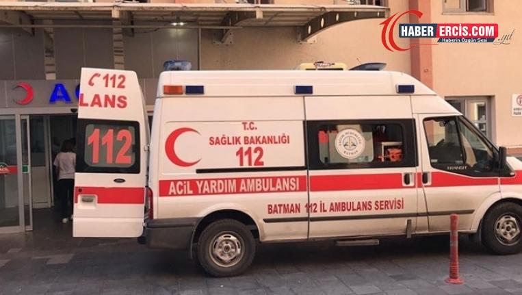 AVM inşaatından düşen işçi yaşamını yitirdi