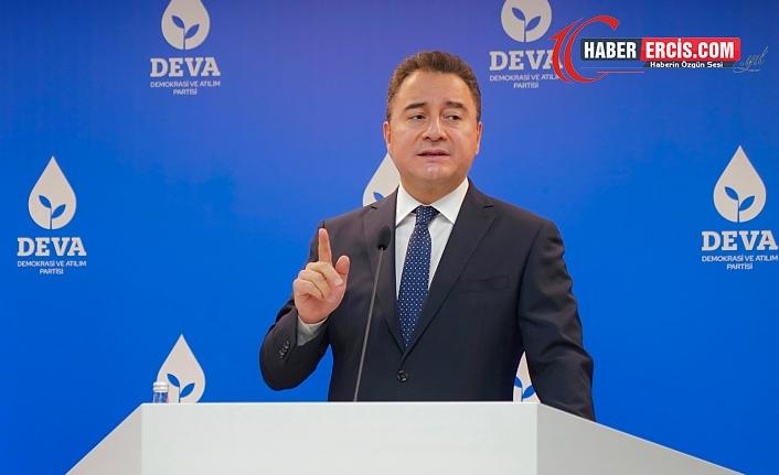 Babacan HDP'ye açılan kapatma davasına ilişkin konuştu: Biz partilerin kapatılmasına karşıyız