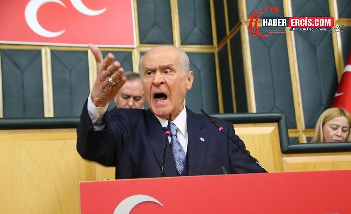 Bahçeli'den AYM'ye talimat: HDP'nin kapatılması AYM'nin borcudur